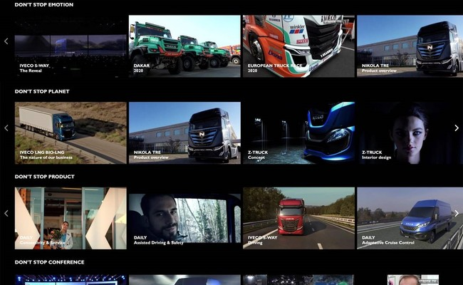 IVECO LIVE CHANNEL_HOME