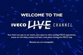 Představujeme IVECO LIVE CHANNEL. Váš nový virtuální domov
