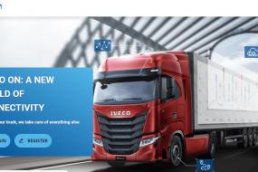 Nastavujeme novou laťku digitálního prostředí s IVECO ON a aplikací Easy Way