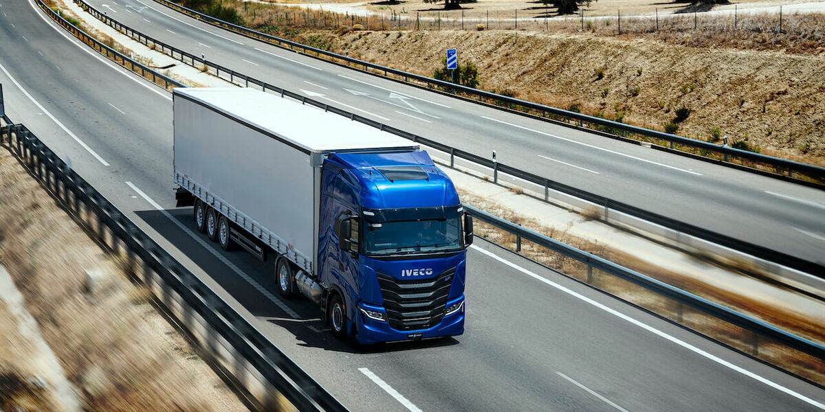 Vítáme prodloužení výjimky na německých dálnicích pro nákladní auta na zemní plyn