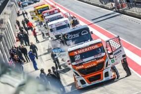 Tým Schwabentruck a Iveca pod značnou OK Trucks