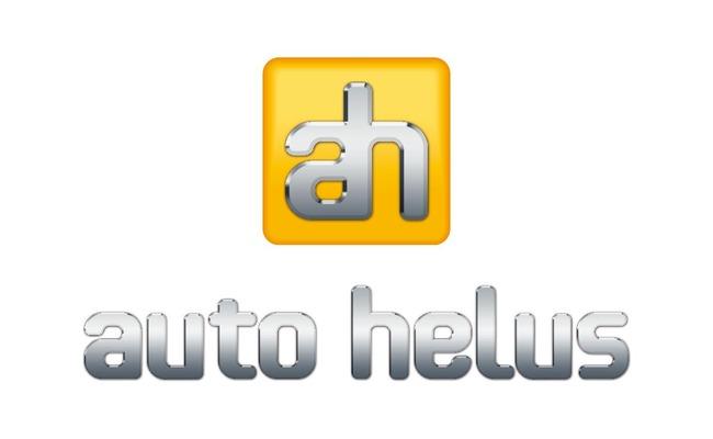 autohelus světlé logo
