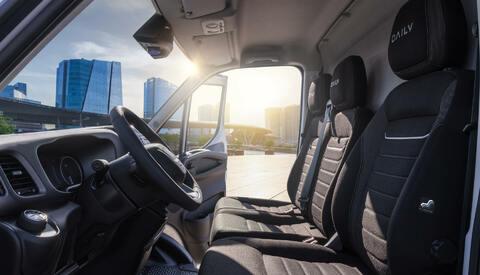 Život a komfort v kabině