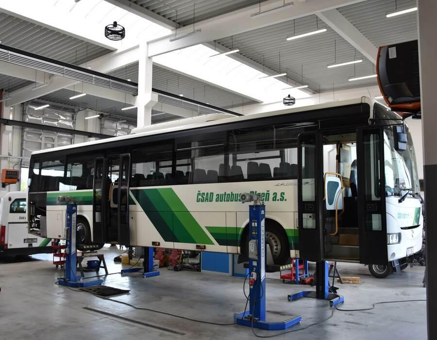 servis autobusy